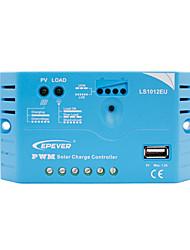 epever ls1012eu 10а солнечной контроллер заряда с USB зарядное устройство