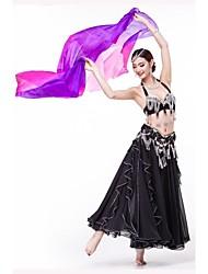 abordables -etapa accesorios entrenamiento de rendimiento de las mujeres de seda 1 pieza estilo elegante