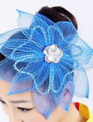 cheap -Ballroom Dance Dresses Headpieces Women's Performance Others Plastic Pattern / Print