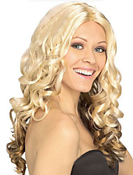 cheap -Synthetic Hair Wigs Loose Wave Curly Natural Wave Long Party