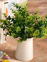 billige -Afdeling Plastik Planter Bordblomst Kunstige blomster