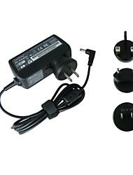 abordables -19v 1.75A 33w ordinateur portable courant alternatif chargeur adaptateur pour asus vivobook s200 s220 s200e X200t x201e x202e f201e q200e