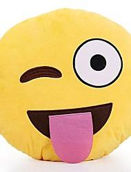 abordables -Emoji Coussin Nouveautés Spéciale Pluche Garçon Fille Jouet Cadeau