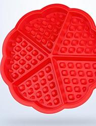 billige -Bageværktøj Silikone Brød / Kage / Småkage Cake Moulds / bageform 1pc