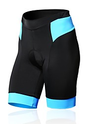cheap -SPAKCT Women's Cycling Padded Shorts Bike Shorts / Jersey / Tights 3D Pad, Breathable, Compression Patchwork, Classic Nylon, Spandex