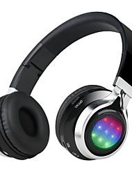 Ecouteurs () - Ecouteurs - Bluetooth - Casques (Bandeaux) - avec Microphone/DJ/Réglage de volume/Radio FM/Jeux/Sports/Réduction de