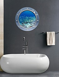Bathroom Sticker