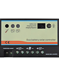 cheap -EPsolar 20A Dual Battery Solar Charge Controller 12V 24V Duo-battery charger DB-20A