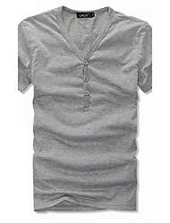 MEN - T-shirt - Bodycon Cotone