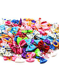 cheap -Cat Dog Hair Accessories Hair Bow Summer Spring/Fall Bowknot Cute Holiday 5pcs