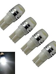 abordables -0.5W 40-80 lm T10 Lampe de Décoration 1 diodes électroluminescentes LED Haute Puissance Blanc Froid DC 12V