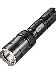 preiswerte -SRT6 LED Taschenlampen LED 930lm Stoßfest / rutschfester Griff / Wasserfest Camping / Wandern / Erkundungen / Für den täglichen Einsatz /