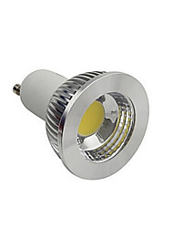 cheap -3W GU10 LED Spotlight 1 COB 250-300 lm Warm White Cold White 2800-3500/6000-6500 K AC 220-240 V