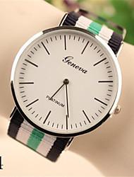 Недорогие -кварц COO женщин вскользь часы (разных цветов)