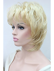 cheap -Synthetic Hair Wigs Classic Wavy High Quality Daily