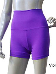 cheap -Shiny Nylon/Lycra Highwaisted Shorts More Colors  for Girls and Ladies