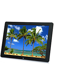 "cheap -15"" 1080P HD LED Digital Photo Frame MP5 Player Support Most Video Formats"