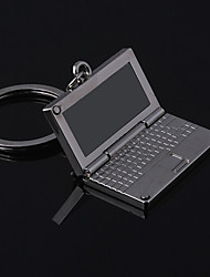 Unisex Alloy Leisure Creative Laptop Key Chain