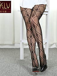 cheap -Women's Medium Pantyhose-Geometric