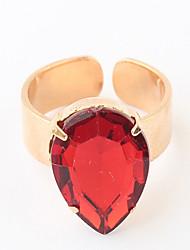 счастливый звезда женщин старинные конфеты цвета хрустальное кольцо элегантный стиль