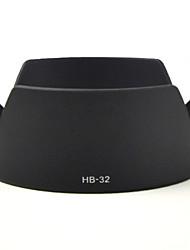 MENGS® HB-32 Petal Shape Lens Hood For Nikon AF-S 18-70/3.5-4.5, AF-S 18-105/3.5-5.6, AF-S 18-135/3.5-5.6 G IF-ED