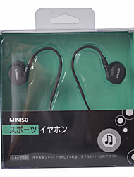 sport iphone iphone 6 6 più cuffie mp3 / mp4 cuffie in-ear con microfono