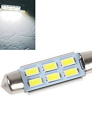 cheap -Decoration Light 6 SMD 5630 200-250 lm Cold White 6500-7500 K Decorative DC 12 V