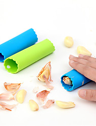 cheap -Creative Magic Silicone Garlic Peeling Machine(Random Color)