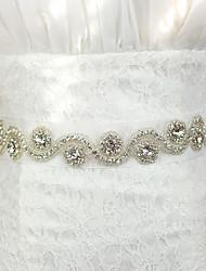 Rhinestones Crystals Wedding Belts Wedding sashesRhinestones Crystals Bridal Belts Bridal