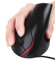 cheap -Wired vertical mouse Ergonomic Design mice 5 Buttons optical usb PC Laptop Computer Optical Mouse