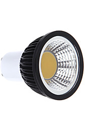 cheap -350 lm GU10 LED Spotlight MR16 1 leds COB Dimmable Warm White Cold White Natural White AC 220-240V