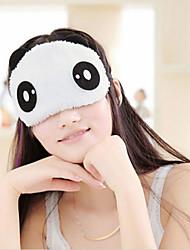 cheap -Cute Panda Face Eye Travel Sleep Lightproof Mask