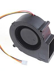 Ventilateur soufflant 9cm / ventilateur de refroidissement 12v<1.2a>