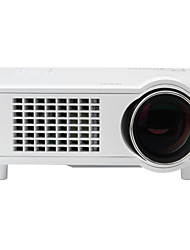 Snbole® Mini LED 3D Home Theater Business Projector 3000 Lumens 1280x800 1080p VGA USB SD T928S