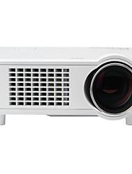 snbole® mini led 3d proyector de cine en casa 3000 lúmenes 1280x800 1080p vga usb sd t928s