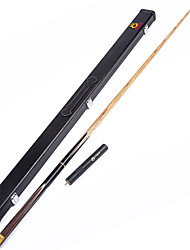 economico -Cue Sticks & Accessori Blu Snooker English Biliardo Tre quarti due pezzi Cue Legno