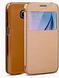 tanie -Big d ultra cienka pokrywa całe ciało dla Samsung Galaxy S6 krawędzi g9250
