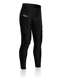 Недорогие -SPAKCT Велобрюки Муж. Велоспорт Велоспорт Колготки Компрессионная одежда Нижняя часть Одежда для велоспорта Дышащий Сжатие