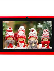 abordables -Icestar 7 pouces Android 4.4 Tablette (Dual Core 800*480 512MB + 8Go)