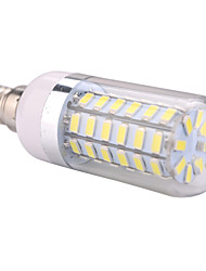 preiswerte -ywxlight® e14 führte mais lichter 60 smd 5730 1200 lm warmweiß kaltweiß ac 220-240 ac 110-130 v