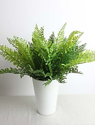 """17.7"""" High Quality Hand-made Artificial Snapdragon Set of 1"""