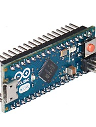 The Official Version Of the ATmega32u4 for Arduino Leonardo Mini (White Board Floor)