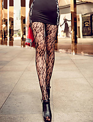 cheap -Women Nylon/Spandex Thin Pantyhose