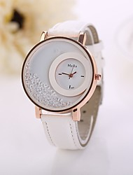 cheap -Women's Watch Lady Dress Watches Gold Plated Strap Watches For Women Clock Female Leather Cool Watches Unique Watches Fashion Watch