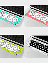 "cheap -Coosbo® Dual Color Protective Keyboard Cover for 11"" 13.3"" 15"" 17"" Macbook Air/Pro/Retina Display (Assorted Colors)"