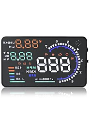 HUD Head Up Display OBD GM Fuel-Efficient Speed Navigation Computer