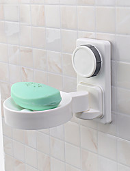 cheap -Soap Dishes & Holders High Quality Contemporary Plastic 1 pc - Hotel bath Wall Mounted