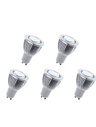 cheap -320 lm GU10 LED Spotlight MR16 1 leds COB Warm White Cold White Natural White AC 85-265V