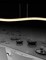 baratos -UMEI™ Luzes Pingente Luz Descendente - LED, 90-240V, Branco Quente / Branco, Fonte de luz LED incluída / 10-15㎡ / Led Integrado