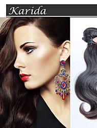 lunghezza della miscela a buon mercato malese vergine dei capelli, onda del corpo malesi capelli umani che tessono